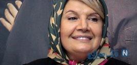 همسر بازیگر زن ایرانی شهین تسلیمی دارفانی را وداع گفت