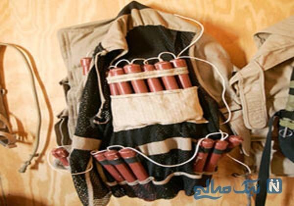 دزدیده شدن کمربند انتحاری تروریست افغان توسط سارق