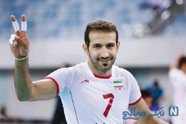 جزئیات درگذشت فرزند حمزه زرینی والیبالیست مشهور