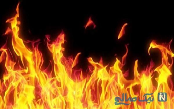 حادثه عجیب آتش زدن درمانگاه شهرک توحید بندرعباس بخاطر کرونا