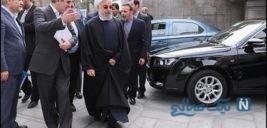 رونمایی از خودروهای جدید در ایران با حضور رئیس جمهور