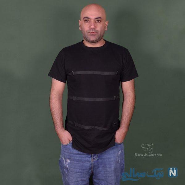 مهدی کوشکی ، بازیگر سریال دل