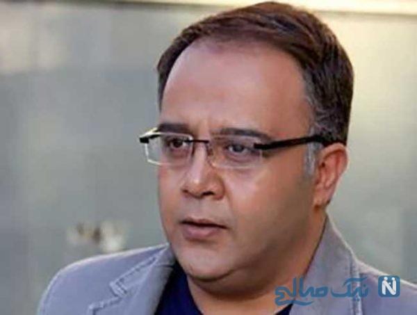 درگذشت علی ابوالحسنیمجری و بازیگر تلویزیون