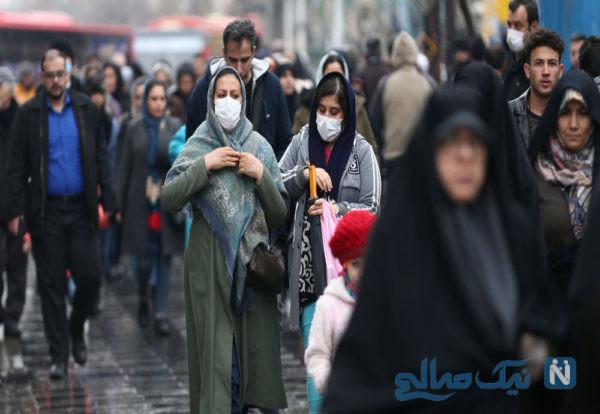 قرنطینه ایران