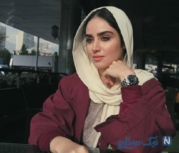 هانیه غلامی بازیگر