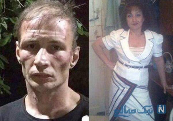 سلفی وحشتناک زوج آدم خوار با اعضای بدن قربانیان