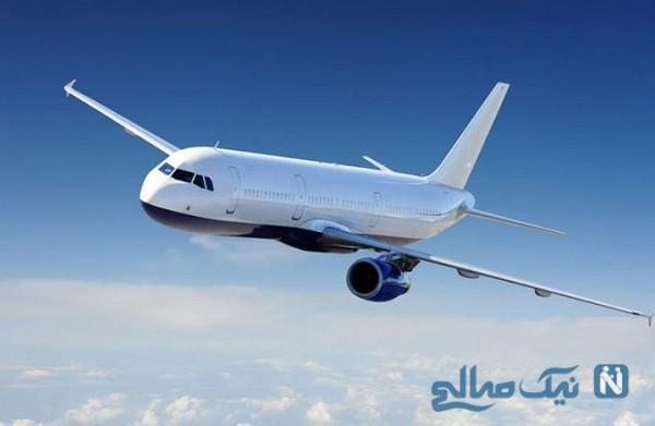 خروج شهروندان چینی از تهران با پرواز اختصاصی قرنطینه , ببینید