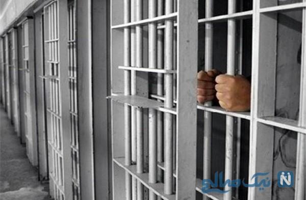 اولین تصاویر از فرار زندانیان از زندان سقز کردستان , ببینید