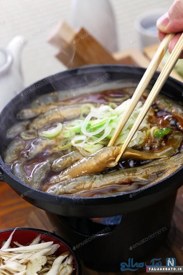 غذاهای شرق آسیا