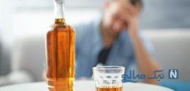 مصاحبه صدا و سیما با مصرف کنندگان الکل ترس زده از کرونا