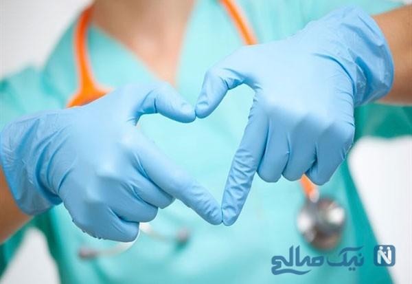 تقدیر رهبر از پرستاری که عروسیش را بخاطر بیماران عقب انداخت