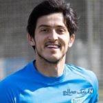عکس جالب و خنده دار سردار آزمون سوژه تازه AFC فارسی شد