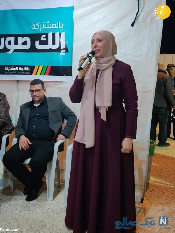 زن باحجاب