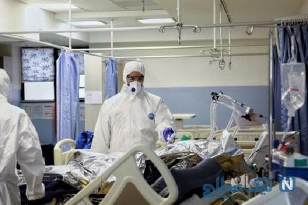 علت گریه طلبه ای در بیرون بیمارستان چه بود؟