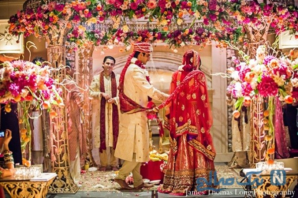 برگزاری جشن عروسی در اوج شیوع کرونا