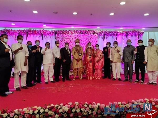جشن عروسی هندی ها