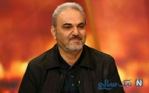 حرف عجیب جواد خیابانی که در برنامه زنده به سعید حدادیان گفت!