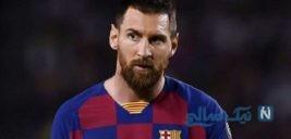 تصویری جالب و ویژه از کودکی لیونل مسی فوتبالیست معروف