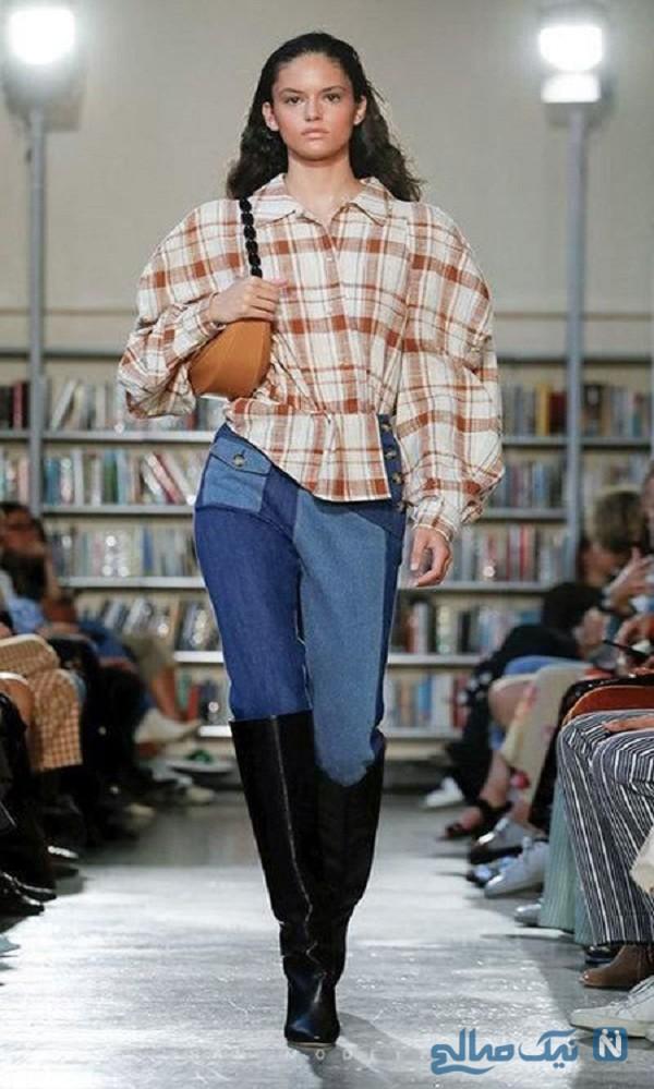 لباس های هفته مد لندن