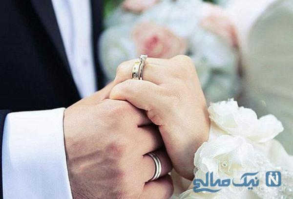 جشن عروسی لاکچری و ۱۵۰۰۰۰۰۰۰۰۰ تومانی , ببینید
