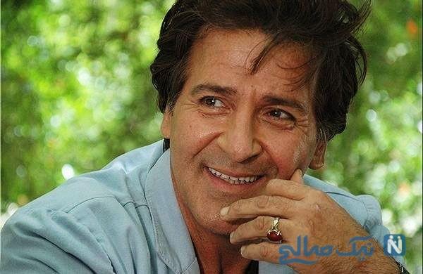 عکس جدید ابوالفضل پورعرب بازیگر معروف ایرانی در اینستاگرام