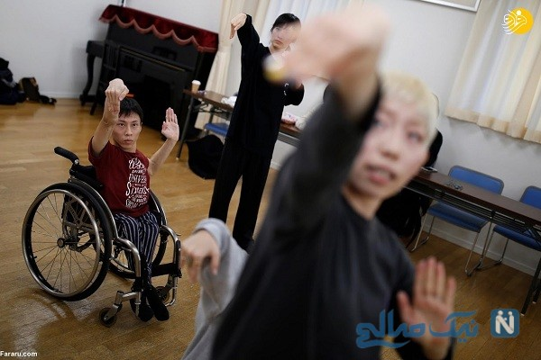 رقص المپیک