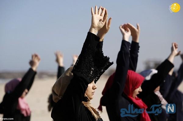 زنان فلسطینی
