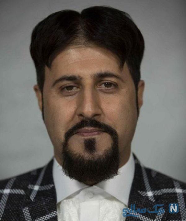 هومن حاجی عبداللهی در نقش رحمت