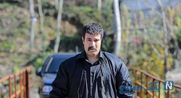 احمد مهران فر در نقش ارسطو عامل