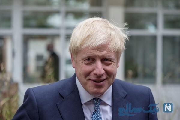 بوریس جانسون نخست وزیر بریتانیا و همسرش در انتظار ششمین فرزند