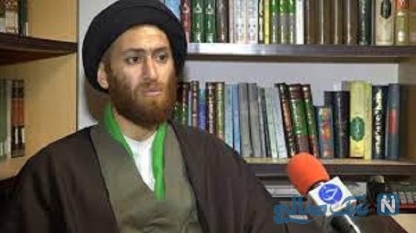 حجت الاسلام سید غفار دریاباری طلبه حوزه علمیه مازندران