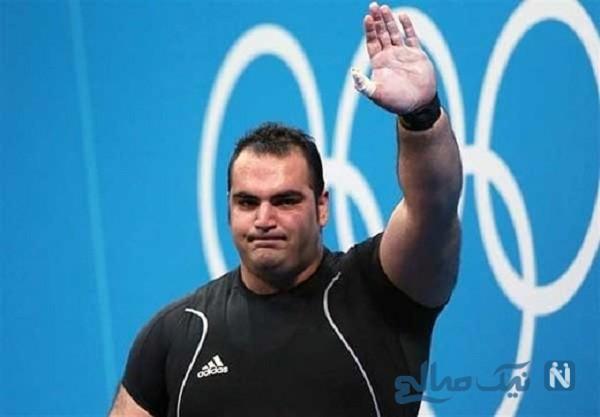 تصادف وحشتناک بهداد سلیمی قهرمان جهان در مازندران