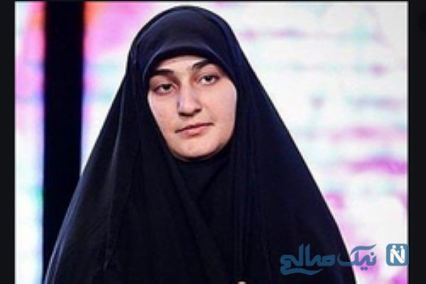 دختر حاج قاسم سلیمانی
