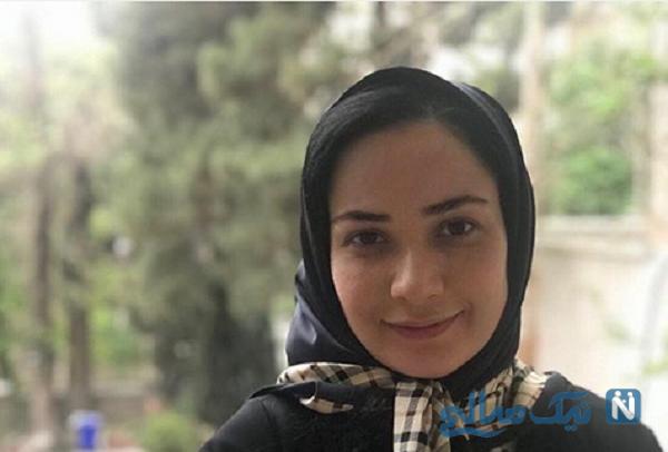 چهره متقاوت ودیده نشده از نسرین نصرتی بازیگر پایتخت