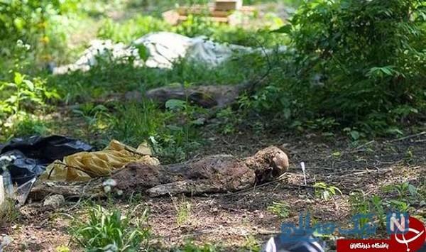 مزرعه وحشت انگیز مردگان در آمریکا