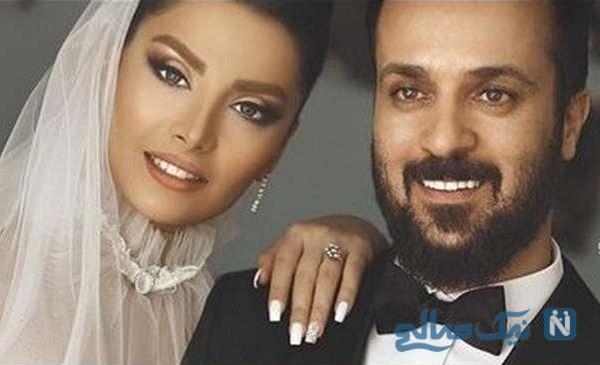 عکس عروسی احمد مهرانفر