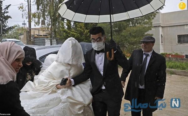 ازدواج زوج جوان
