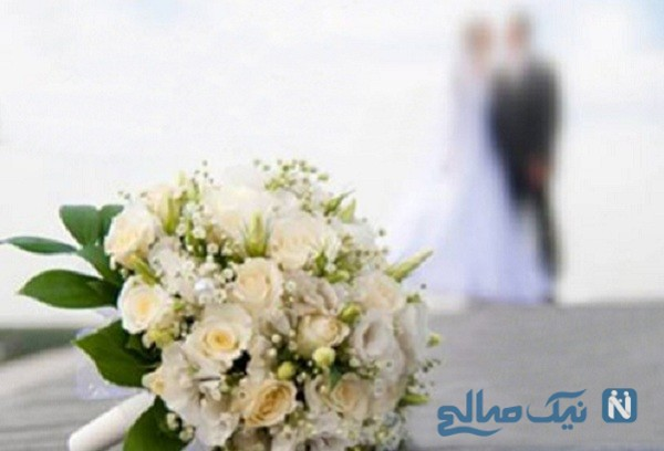 جشن ازدواج زوج جوان ، سوت و کور در سایه کرونا