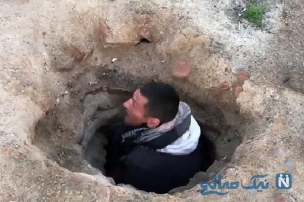 تصاویر عجیب از زندگی زیرزمینی معتادان تهران
