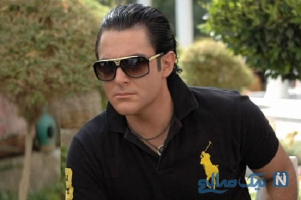 تیپ محمدرضا گلزار