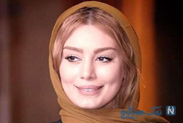 واکنش سحر قریشی بازیگر زن ایرانی به رفتارش با یک پاکبان