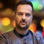 ژست خاص احمد مهران فر بازیگر محبوب پایتخت درکنار همسرش