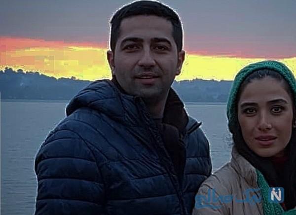 علی سخنگو و همسرش