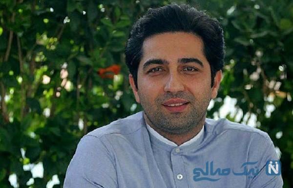 تصویری از علی سخنگو و همسرش زوج بازیگر سریال دل