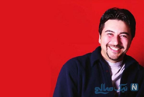 وقتی امیرحسین صدیق بازیگر معروف خودش موهایش را اصلاح می کند