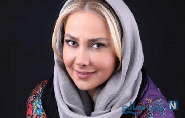 چهره جدید آنا نعمتی بعد مدتها دوری از فضای مجازی