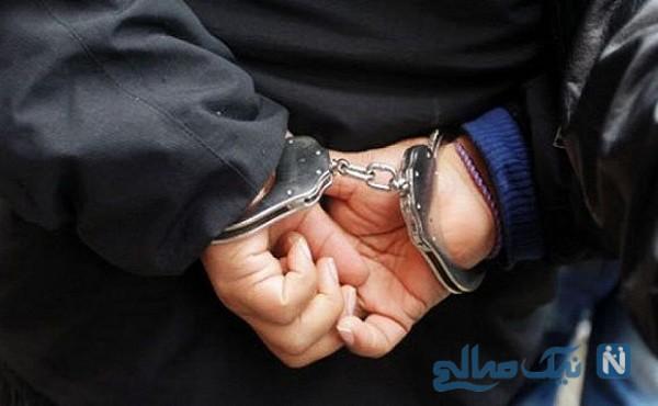 دختر جنجالی خیابان اندرزگوی تهران دستگیر شد!