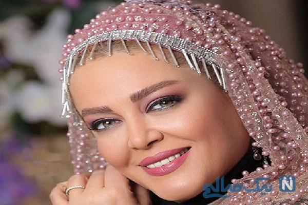 بهاره رهنما بازیگر ایرانی با چهره ای تغییر یافته از زیبایی می گوید!