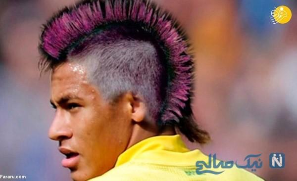 مو قشنگ های فوتبال