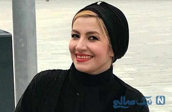 تولد ۳۴ سالگی ملیکا زارعی خاله شادونه با انتشار عکسی با کلاه